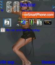 Viagra theme screenshot