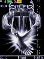 Capture d'écran Lord God By ROMB39 thème