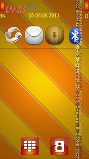 Iphone 2011 theme screenshot