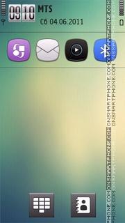 Groove theme screenshot