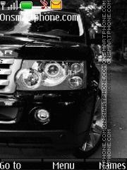 Land Rover 03 theme screenshot