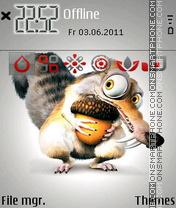 Ice Age 08 es el tema de pantalla