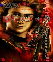 Harry Potter 08 Theme-Screenshot