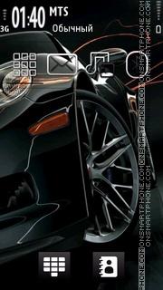 Porsche 05 theme screenshot