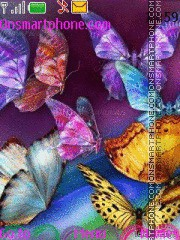 Butterflies by RIMA39 theme screenshot