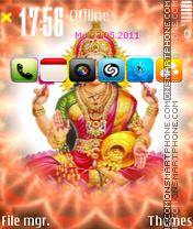 Скриншот темы Lord Laksha