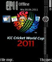 World Cup 2011 02 es el tema de pantalla