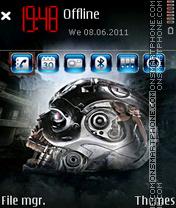 Terminator 05 es el tema de pantalla