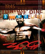 The 300 Spartans 02 Theme-Screenshot