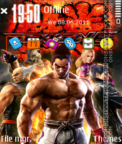Tekken Battle theme screenshot