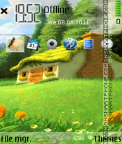 Sweethome 01 theme screenshot