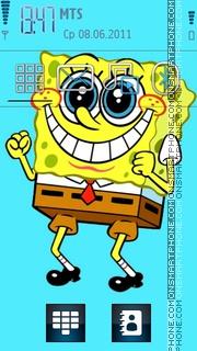 Скриншот темы Sponge Bob 11