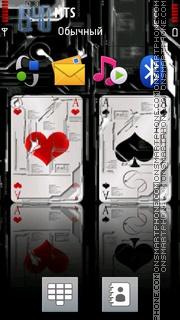 Ace Cards theme screenshot
