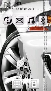Скриншот темы Jaguar 07